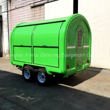 outdoor mobile motorcycle food carts XR-FC300 D