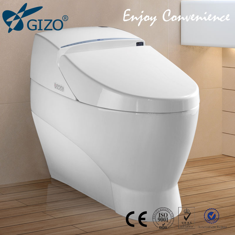 China sanitary ware intelligent toilet,smart toilet washlets