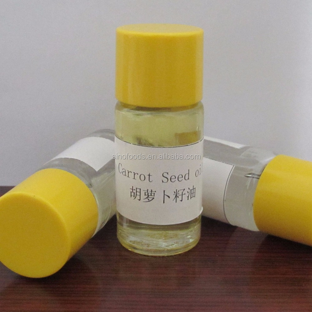 Hu Luo Bo Zi Touchhealthy supply 100% Certified Pure Carrot Seed Oil For Skin