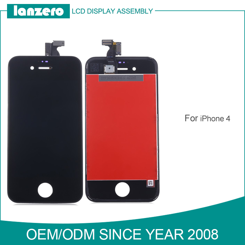 Hot Selling Original Replacement for iPhone 4 Touch Lcd Digitizer for iPhone4 Lcd Screen