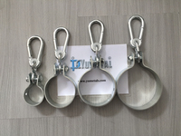 Electric Galvanized Collar Hooks With Snap Hook