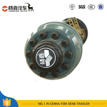 Trailer parts and semi trailer axle with great price by yangjia for sale