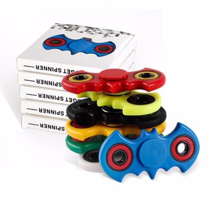 trade assurance antirust colorful batman spinner
