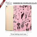 Tablet case cover for iPad pro 12.9 PU leather case