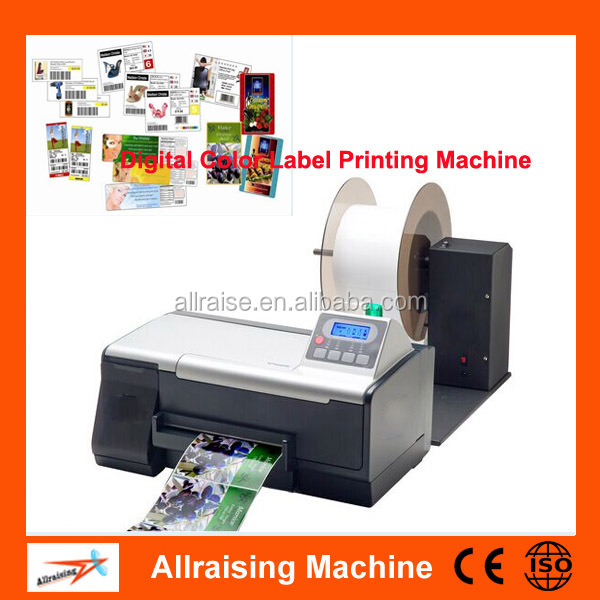 Cheap Digital Roll To Roll Automatic Color Label Printer