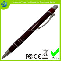 Low price & high-quality Metal Click Ball Pen promotional items,advertising metal ball pen