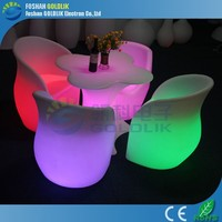 Salon Colorful Bar Furniture