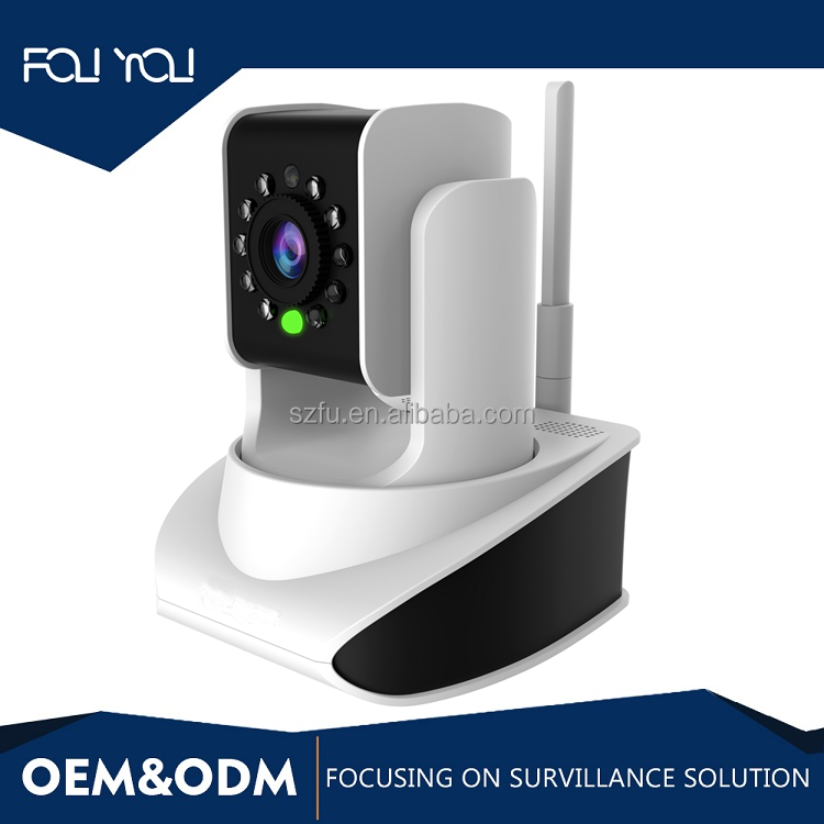 Home safety guard Support Android/IOS/Windows PC client remote view Support soundwave and wire configurationDAY AND NIGHT IP CAM
