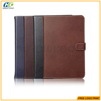 Wholesale Retro Cards Slot High Quality PU Leather Case For Ipad Mini 4