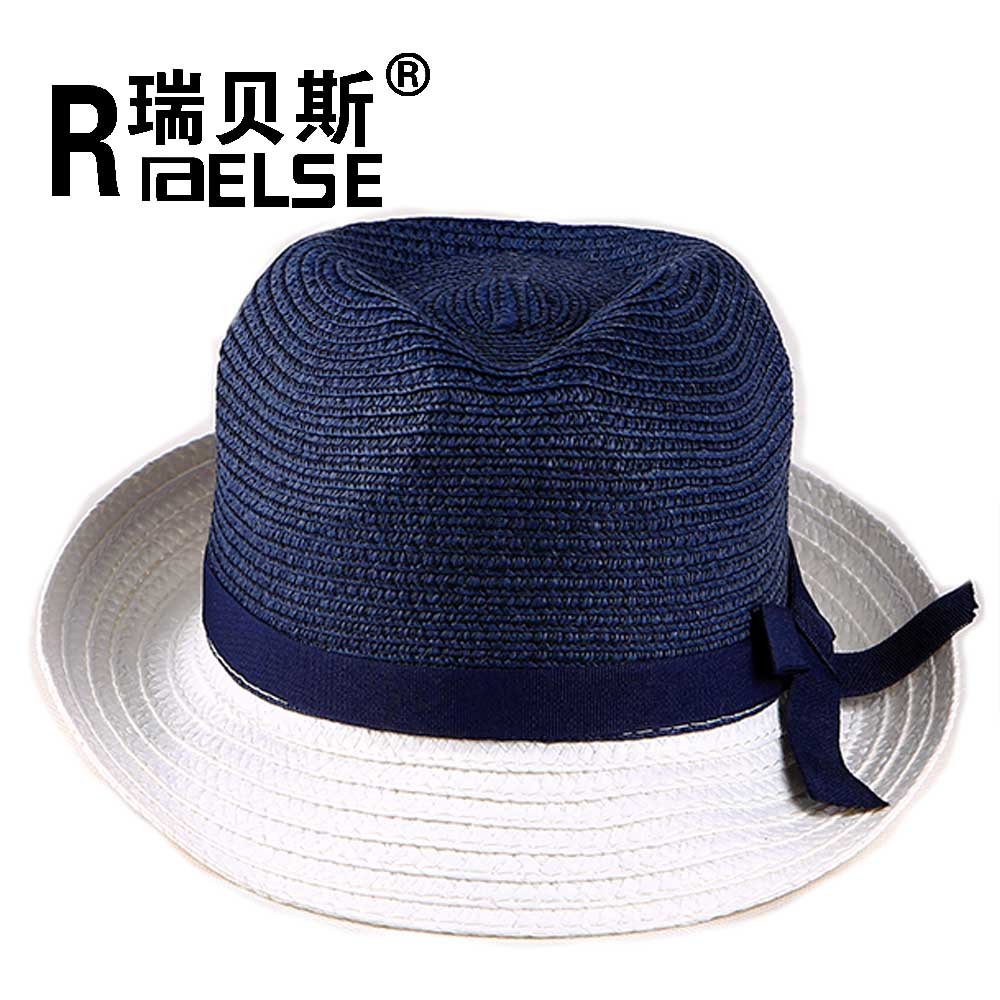 new fashion fedora hat paper straw hat