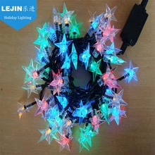 Ramadan Multicolor led christmas fireworks light Outdoor decoration
