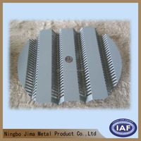 Custom powder coated mild steel sheet metal laser & cutting bending fabrication