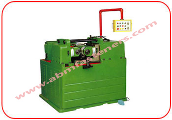 HYDRAULIC THREAD ROLLING MACHINE (Two Roll Type)