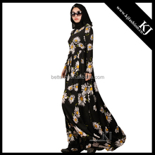 2017 Kyle and Jane latest jubah muslimah abaya dress for coming EID 0238
