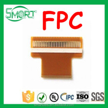 Smart Bes flexible pcb Ideal Curved Gold Finger Rigid-Flex Pcb for Adding Connector FPC