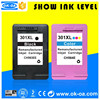 Start to buy good price H301XL new with reset chip printer compatible inkjet cartridge