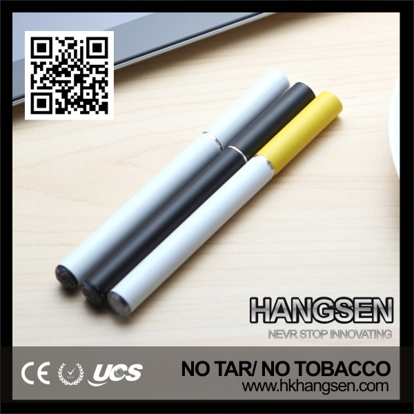 electronic cigarette wholesale ego kit hangsen rechargeable e-cig