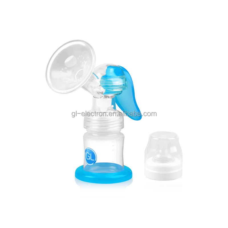 baby products manual breast pumps factory in China