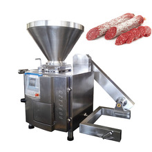 China manufacturer Canada bacon snack machine sausage producing machine line