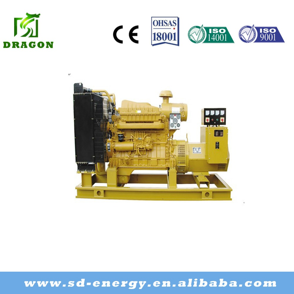 180KW/190KVA China marine diesel engine marine diesel generator set for sale
