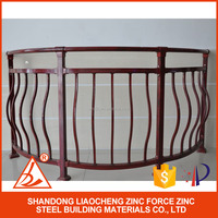 Simple and easy to assemble the balcony railing,ORNAMENTAL FENCE
