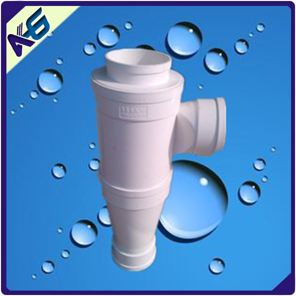 pvc right cross joint pipe fitting