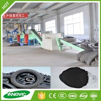 Recycling Machine Replacement of Used Tire Repair Equipment