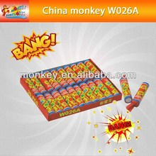 crazy strong report thunder voice Colour Thunder Flower Firecracker fireworks (W026A)