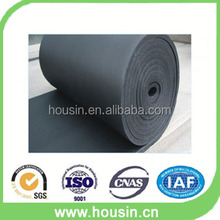 engineered rubber foam closed cell insulation sheet
