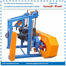 logs band saw cutting,log cutting saw,band sawmill
