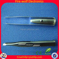 2014 Best Price Products advertising led illuminated tweezers
