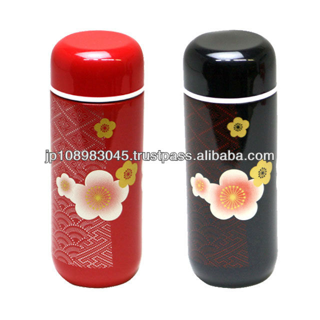 Japanese Stainless Mug Thermos bottle Insulated Cups Keep hot