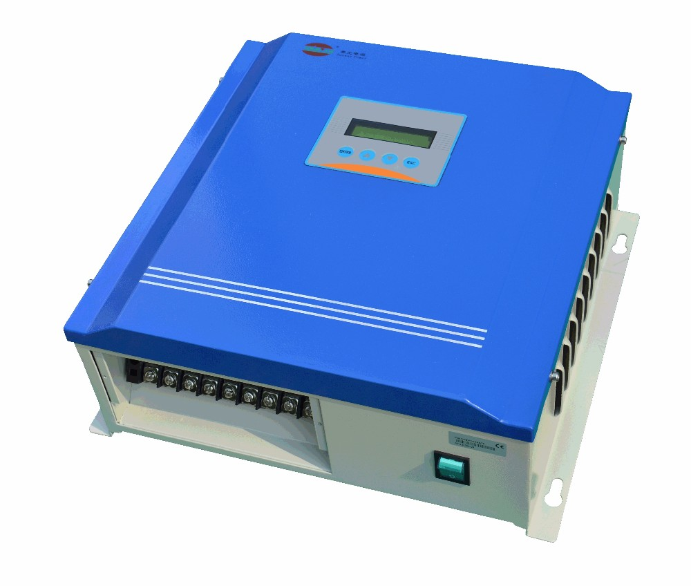 3KW Wind Turbine Charge Controller Solar Battery Charge Controller