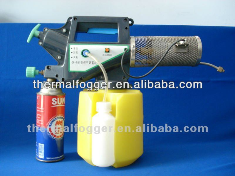 Thermal Smoke Fumigator with Insecticide for Disinfection
