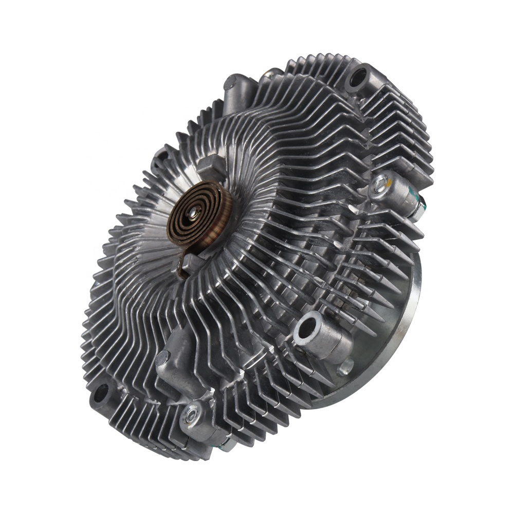 2664 Engine Cooling Fan <strong>Clutch</strong> - for 96-04 <strong>Nissan</strong> Frontier 300ZX D21 Pathfinder Xterra Infiniti QX4 Q45 3.0L 3.3L 4.5L