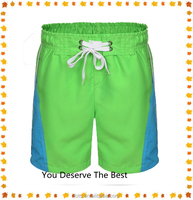 New arrival 100% polyester wholesale children short pants boys bikini swimwear shiny sexy swimwear or kids