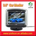3.5-inch Stand Alone Car RearView Monitor
