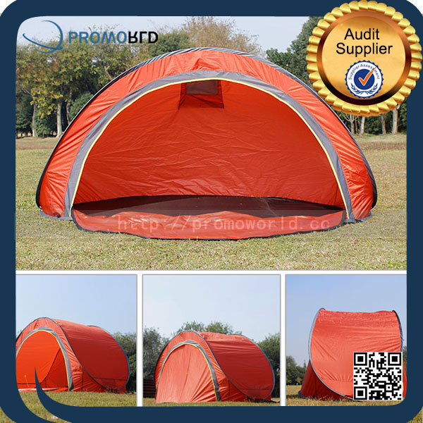 Folding Outdoor Pop Up Wind Proof Sun Shade Shelter Camping Tent Family