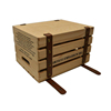 Nice Customized Wooden Wine Gift Box By Chinese Manufacturers