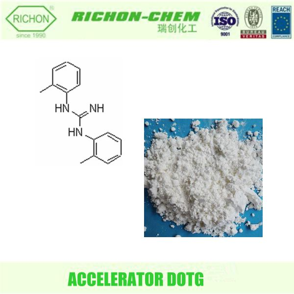 Rubber Processing Chemicals 1,3-DI-O-TOLYLGUANIDINE CAS NO.97-39-2 Accelerator DOTG DOTG-75 DTG DT