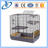 cheap galvanized welded wire mesh for bird cage , animal cage