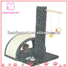 Cat Tree Condo Scratcher Toy Outdoor Cat Furniture