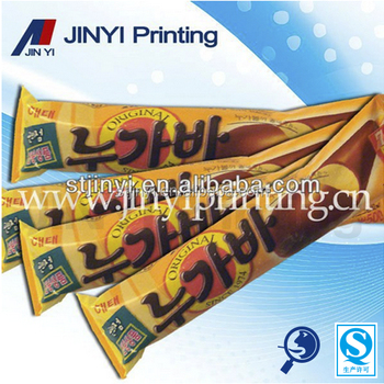 packaging roll film rolling tobacco pouches