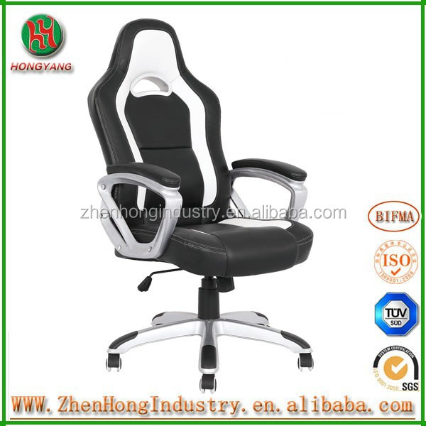 Luxury executive high back gaming chairs/office chair racing seat/comfortable gaming chair
