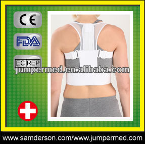breathable mesh magic pump back support