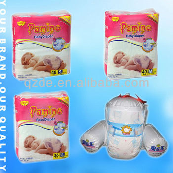 Sleepy Baby Diapers/Baby Nappies/Baby Napkins