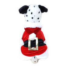 Import China professional dog costume christmas pet clothes christmas pet coat