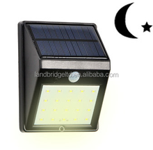 solar garden lamp with body sensor switch