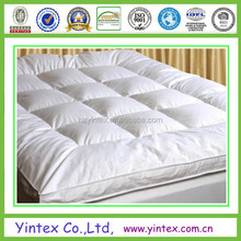 Wholesale polyester fiber Mattress Topper