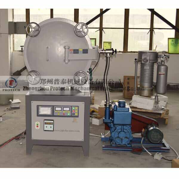 high temperature inert gas vacuum brazing furnace used in stainless steel brazing of radiator